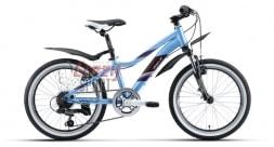 WELT Велосипед Edelweiss 20 Синий (2020)