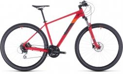 CUBE Велосипед AIM Race 27,5 Красный Size:18\