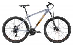 WELT Велосипед Ridge 1.0 D 27 2021 Metal grey (US:L)