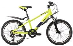 WELT Велосипед Peak 20 2021 Acid lemon (US:one size)