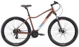 WELT Велосипед  Edelweiss 2.0 HD 27 2021 Matt chocolate brown (US:S)