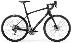 MERIDA Велосипед Silex 400 Size: M(50см) черный (2019)