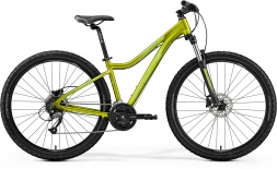 MERIDA Велосипед JULIET 7  40-D Желтый S (2019)