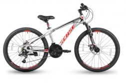 SENSE Велосипед RAPID  DISC 240 Серый/красный  (2018)