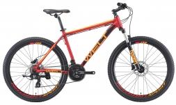 WELT Велосипед Ridge 1.0 HD Красный L (2019)