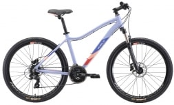 WELT Велосипед  Edelweiss 1.0 HD 26 2021 Matt purple (US:S)