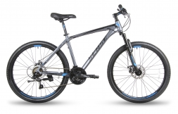 SENSE Велосипед RAPID  DISC 260 Серый/синий S (2018)