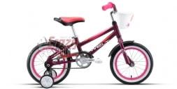 WELT Велосипед Pony 14 Красный (2020)