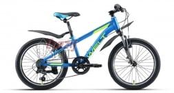 WELT Велосипед Peak 20 Синий (2020)