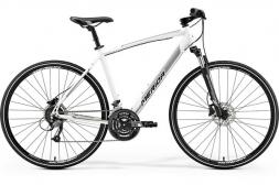 MERIDA Велосипед Crossway 40-D M/L (52cm) Белый (2019)