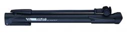 GIYO Насос GM-64P пластик. с гибком удлин шланом. универ. гол-ка, Т-ручка, с ножным упором, черный