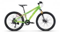WELT Велосипед  Peak 24 2.0 HD Зеленый (2020)