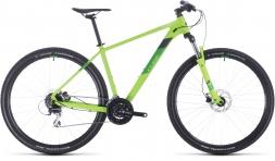 CUBE Велосипед AIM Pro 27,5 Зеленый Size:16\