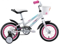 WELT Велосипед Pony 12 2021 White/pink (US:one size)