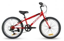 SENSE Велосипед RAIDER 20 Красный (2018)