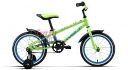 WELT Велосипед Dingo 16 Зеленый (2020)