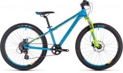 CUBE Велосипед  ACID 240 Disc Синий (2020)