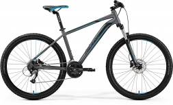 MERIDA Велосипед Big.Seven 40-D  Серый L (2019)