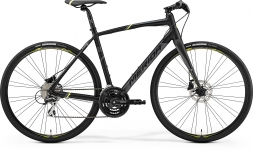 MERIDA Велосипед Speeder 100 M/L (54cm) Черный (2019)