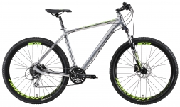 WELT Велосипед  Rockfall SE 27 Серый M (2019)