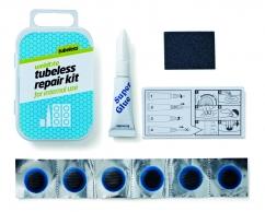 WELDTITE Аптечка 7-01014 для ремонта бескамерных покрышек снаружи (12)