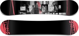 PRIME Сноуборд BASIC RENTAL с бамперами 140 (2020)