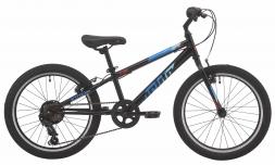 PRIDE Велосипед Jack Six 6 Черный (2019)