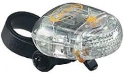 CAT EYE Фонарь задний TL-LD250-BS, корпус: прозр./лампа: красная