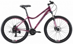 WELT Велосипед Edelweiss 2.0 HD Фиолетовый M (2019)