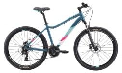 WELT Велосипед  Edelweiss 1.0 HD 26 2021 Matt dark ocean blue (US:M)