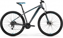 MERIDA Велосипед Big.Nine 40-D  Серый L (2019)