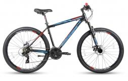 SENSE Велосипед IMPULSE DISC 275 Черный/синий L (2018)