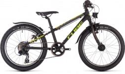 CUBE Велосипед  ACID 200 Allroad Черный (2020)