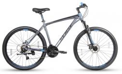 SENSE Велосипед RAPID PRO DISC 275 Серый/синий L (2018)