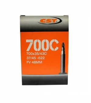 CST Камера  700x18/25C Presta 48mm