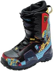 BLACK FIRE Ботинки сноуборд Techno 1617 р.34