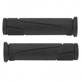 M-WAVE Ручки 5-410252  на руль резин. с антискольз. структурой,