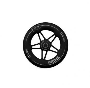 PRIME Колесо для трюкового самоката 110 с подшипниками Abec9 (Цвет Черный)