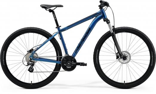 MERIDA Велосипед Big.Nine 15 Синий Size:L (2021)