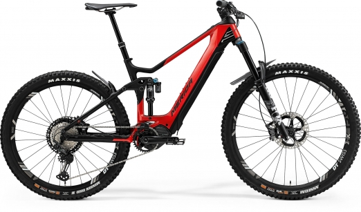 MERIDA Велосипед eOne-Sixty 9000 Р:XL(50cm) GlossyRed/MattBlack (2021)