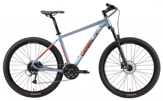 WELT Велосипед  Rockfall 5.0 27 2021 Metal grey (US:L)