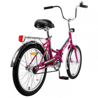 STELS Велосипед Pilot 410 розовый 2019