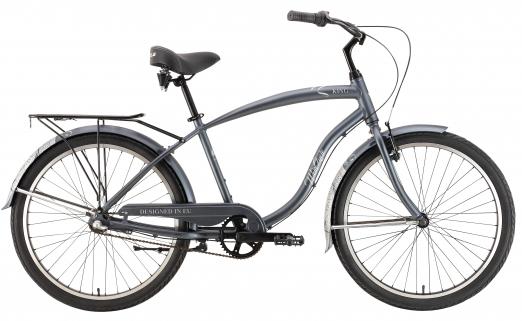 WELT Велосипед King Al 3 2021 Matt black (US:one size)