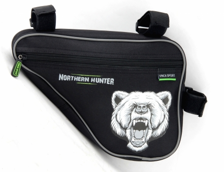 VINCA SPORT Сумка под раму FB 05-1 Northern Hunter карман для телефона внутри сумки, 240*180*60мм