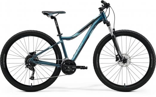 MERIDA Велосипед Matts 7.30 М Синий (2021)