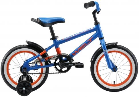 WELT Велосипед Dingo 14 2021 Blue/orange (US:one size)