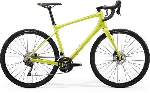 MERIDA Велосипед Silex 400 Size: L Зеленый (2021)