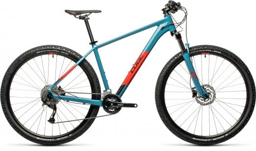 CUBE Велосипед  AIM EX 29 Синий Size:23\