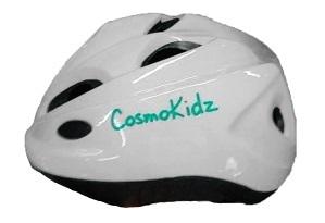 LOS RAKETOS Велосипедный шлем CRISPY SHINY WHITE S (50-52cm) арт 48113