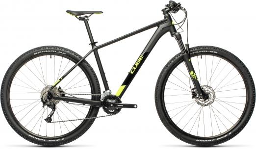 CUBE Велосипед  AIM EX 29 Черный Size:17\